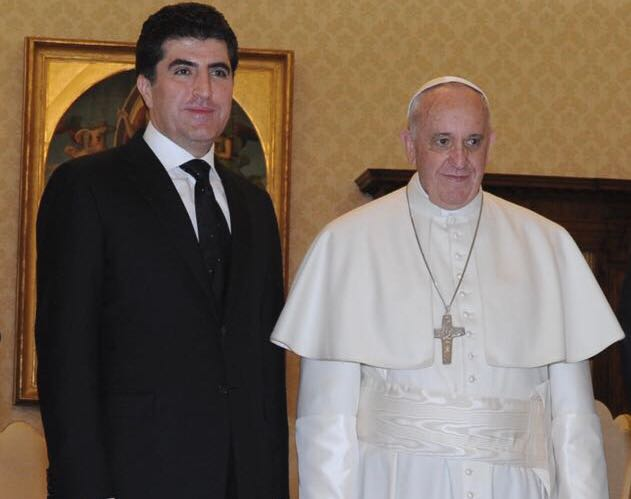 M. Barzani @ GRK