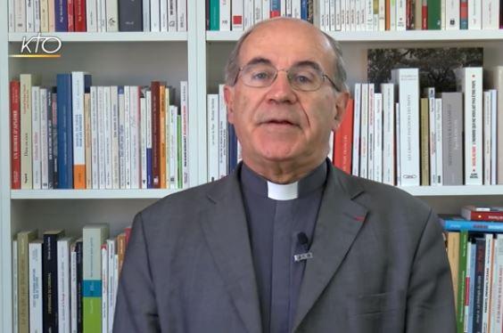 Père Armogathe, capture KTO TV