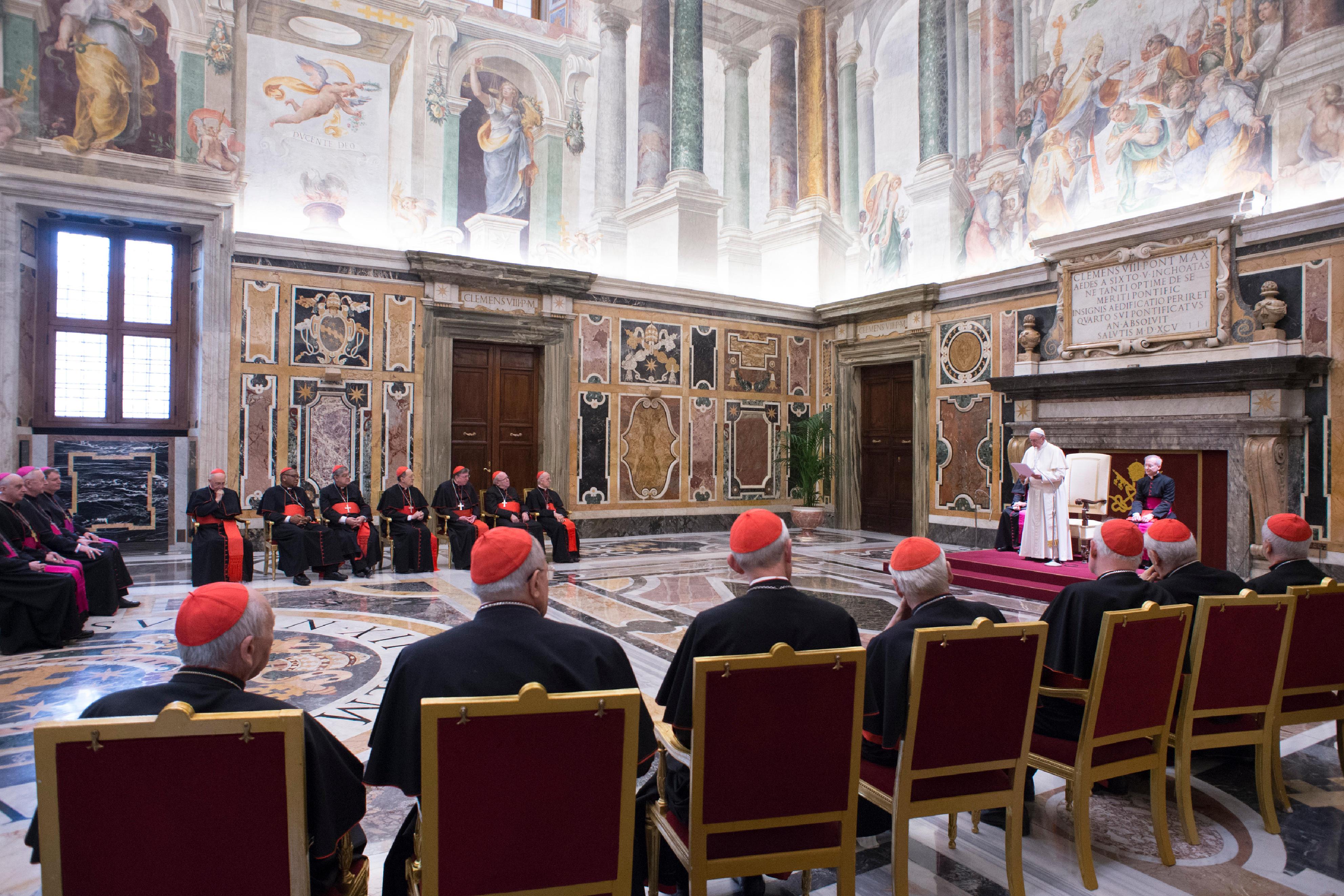 Académie pontificale de théologie © Vatican Media