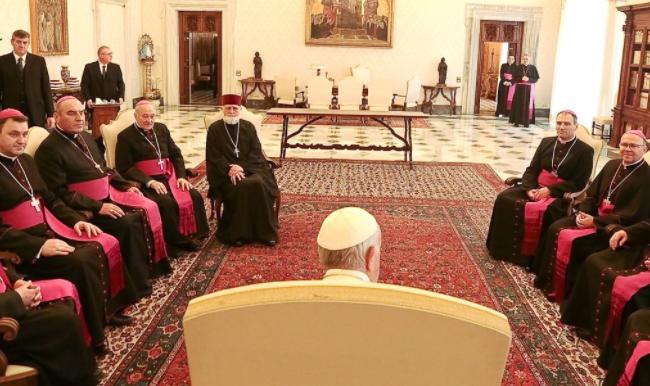 Conférence épiscopale Biélorussie © catholic.by