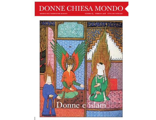 Mensuel de L'Osservatore Romano, février 2018, Les femmes et l'islam
