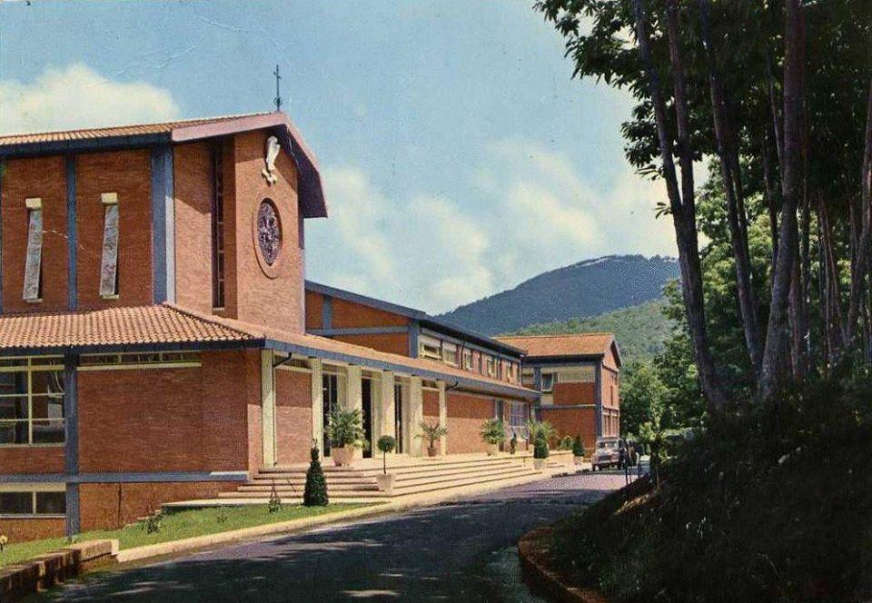 """Maison du """"Divin Maître"""" (Ariccia) @ FB Pontificio Seminario Regionale Sardo"""