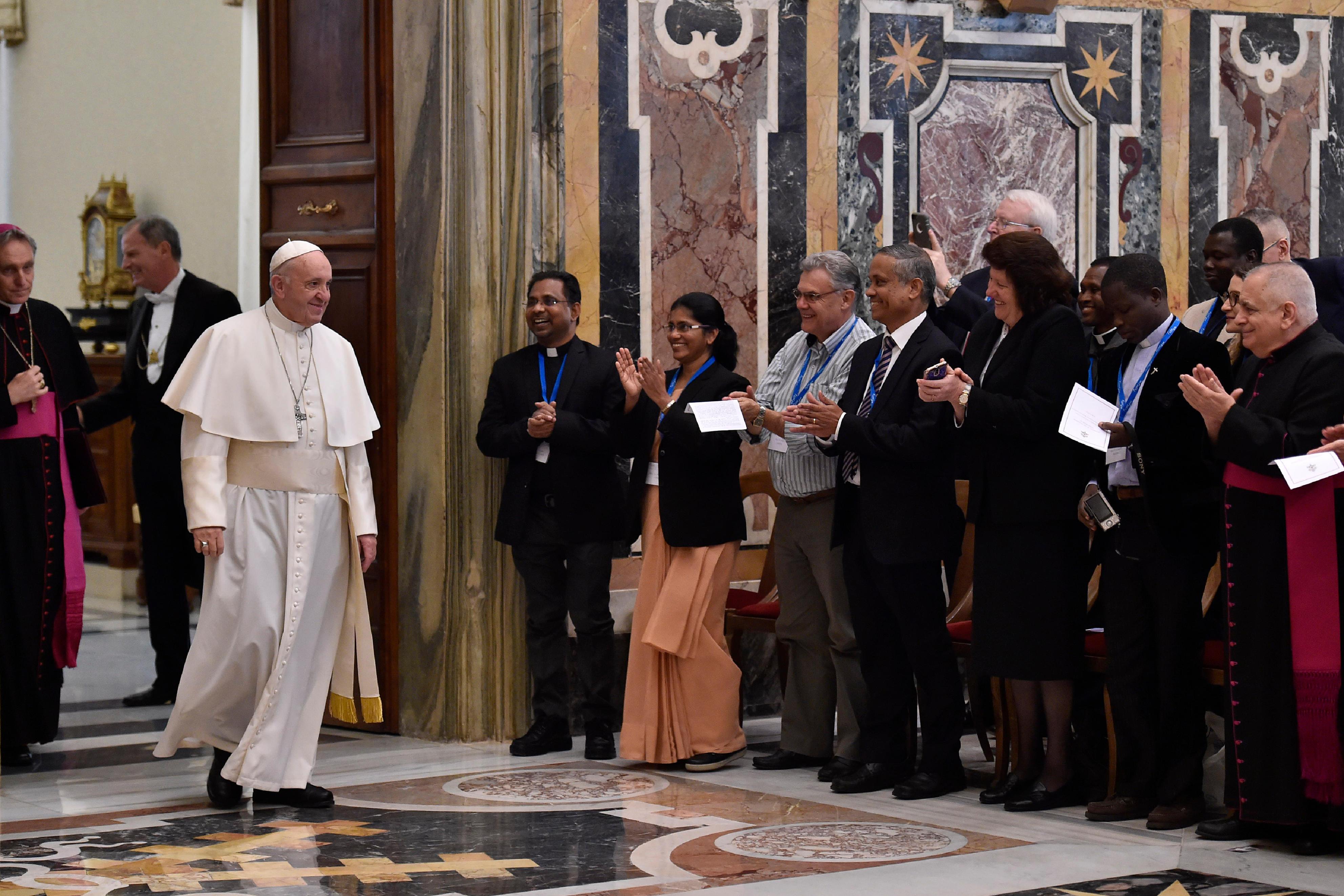 Commission internationale catholique pour la migration © Vatican Media