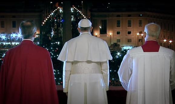 Election du pape François, 13 mars 2018 capture CTV
