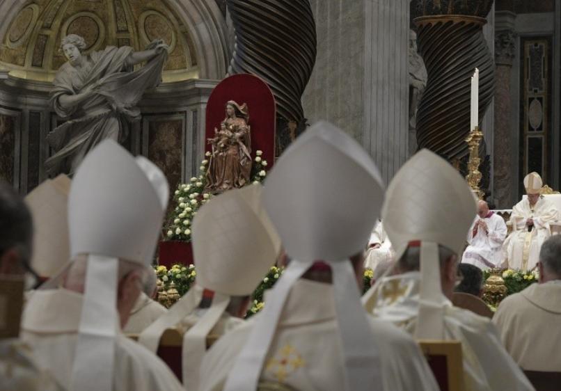 Evêques, ordination épiscopale © Vatican Media