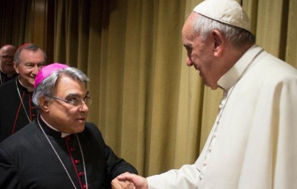 Mgr Semeraro © Vatican Media