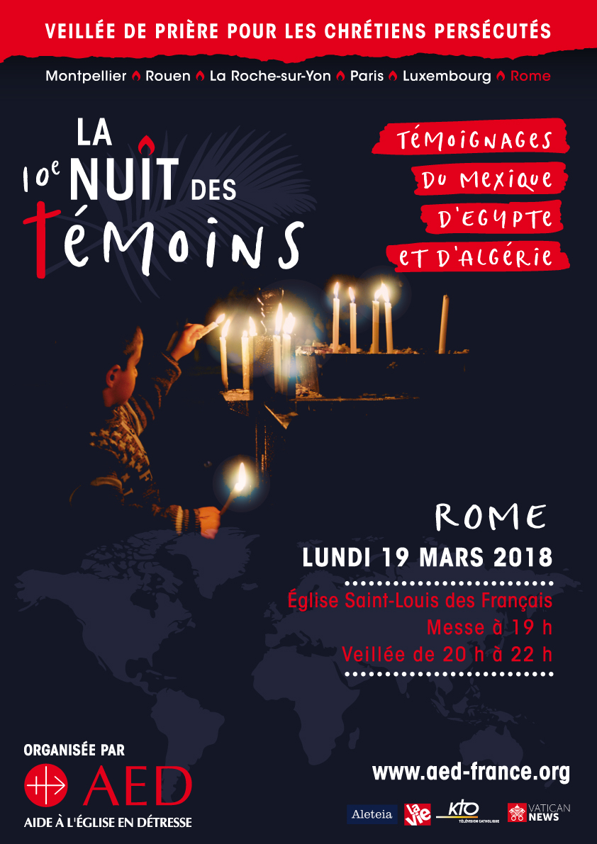 NDT- ROME 2018 @ AED-France