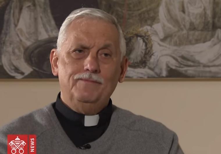 Padre de Sosa, capture Vatican News