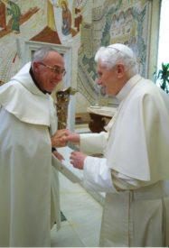 P. François-Marie Léthel ocd prêche la retraite au Vatican 2011 © Editions Salvator