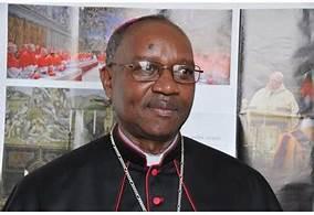 Mgr Banshimiyubusa © Vatican Media