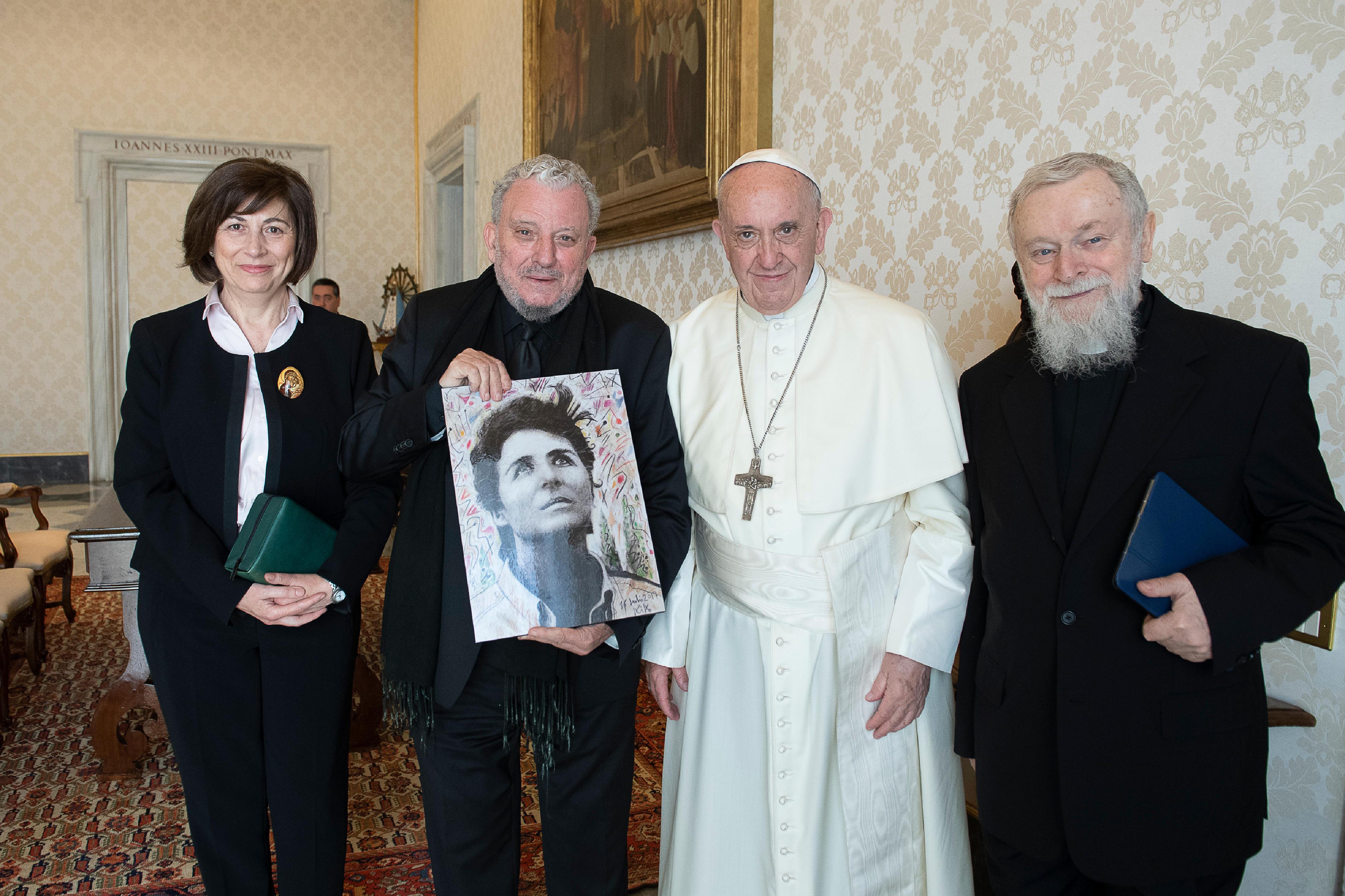 Chemin Néocatéchuménal © Vatican Media