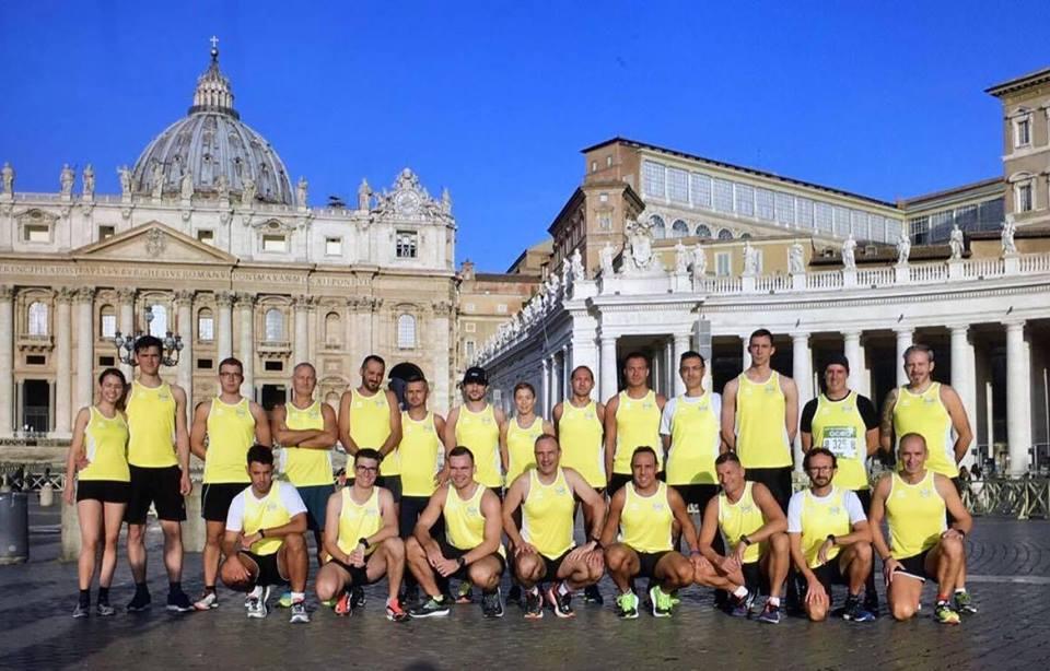 Athletica Vaticana @ Facebook