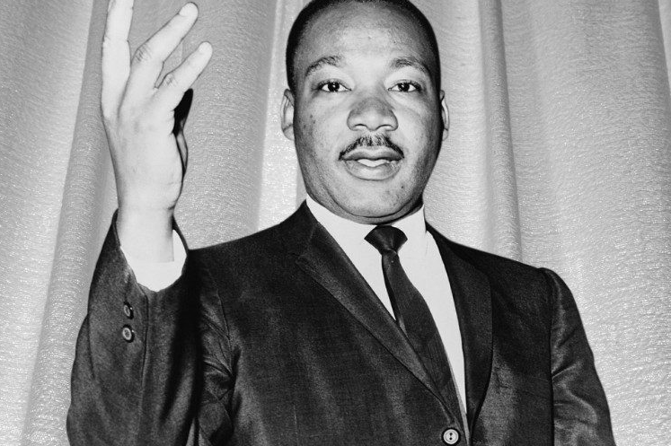 Martin Luther King © Vatican News