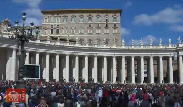 Regina Coeli, capture Vatican News