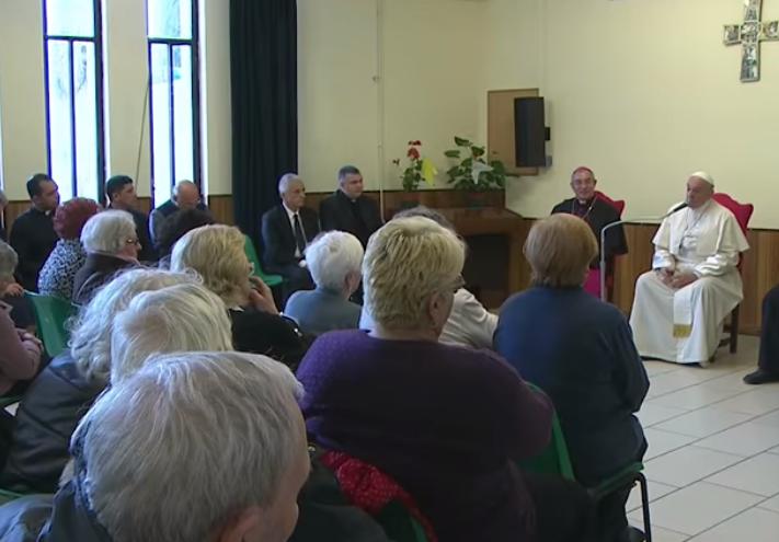 San Paolo della Croce capture Vatican News