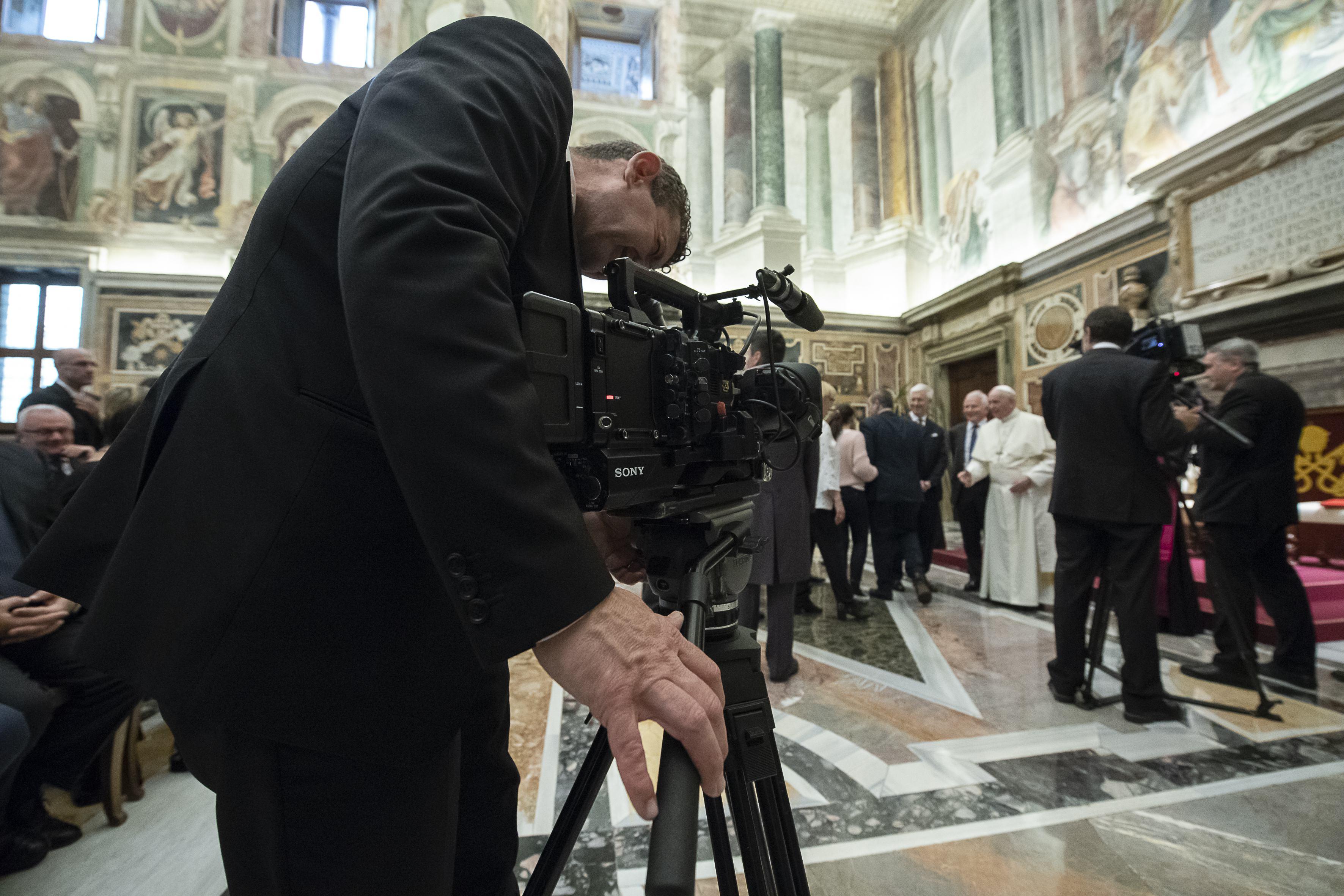 Avvenire 01/05/2018 © Vatican Media