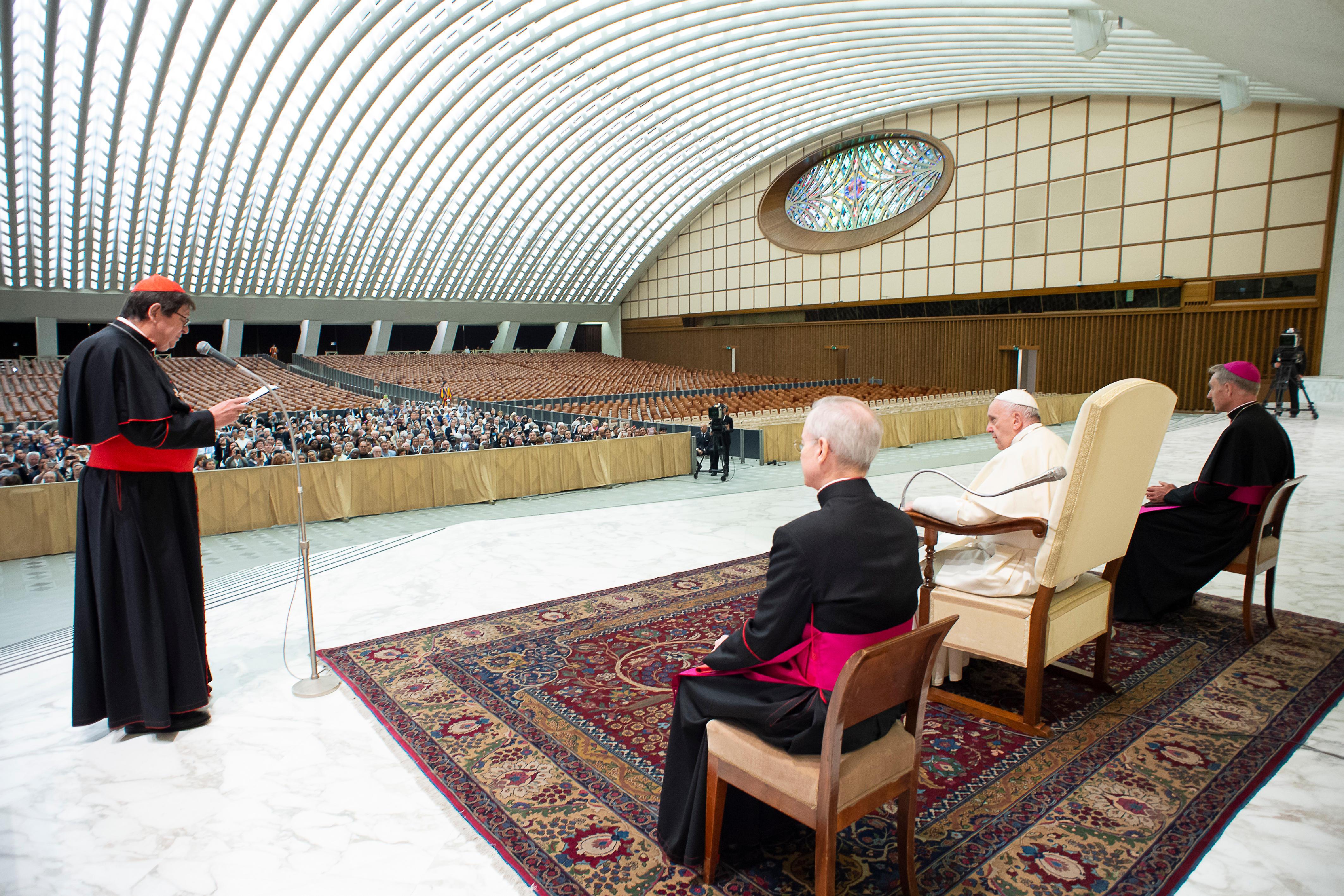 Congrès international de la Congrégation pour les Instituts de Vie consacrée © Vatican Media