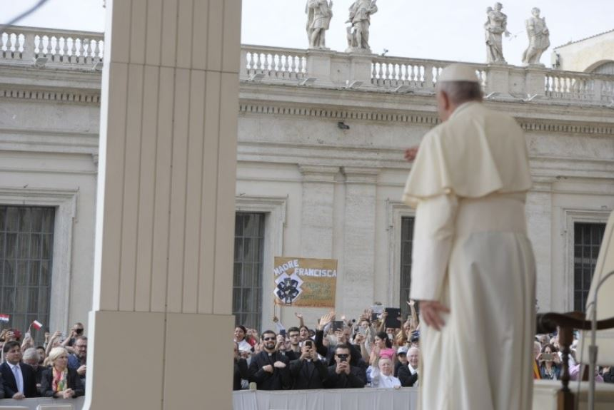 Audience générale © Vatican Media