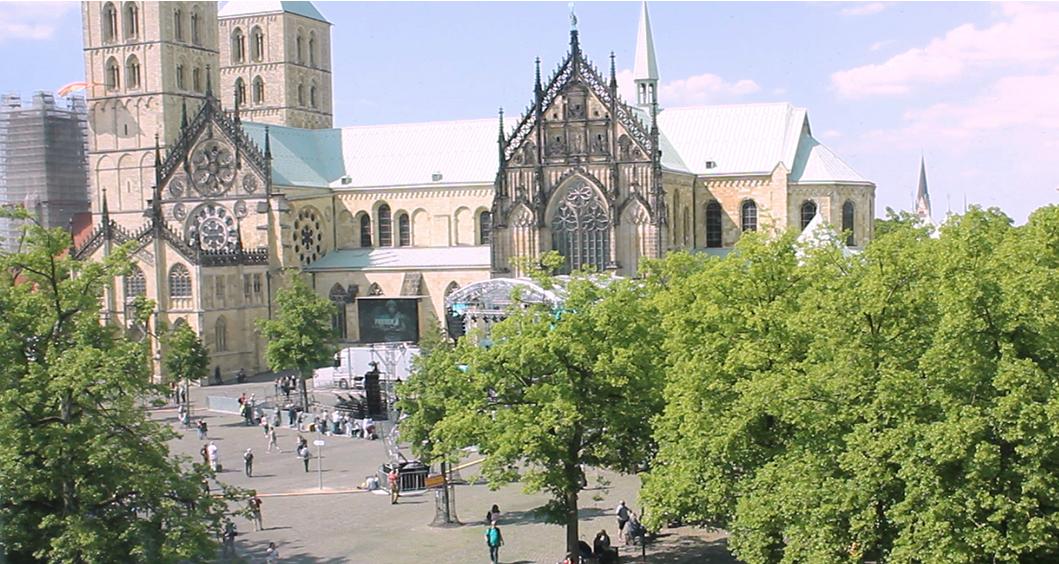 Cathédrale de Münster Allemagne) @ katholikentag.de