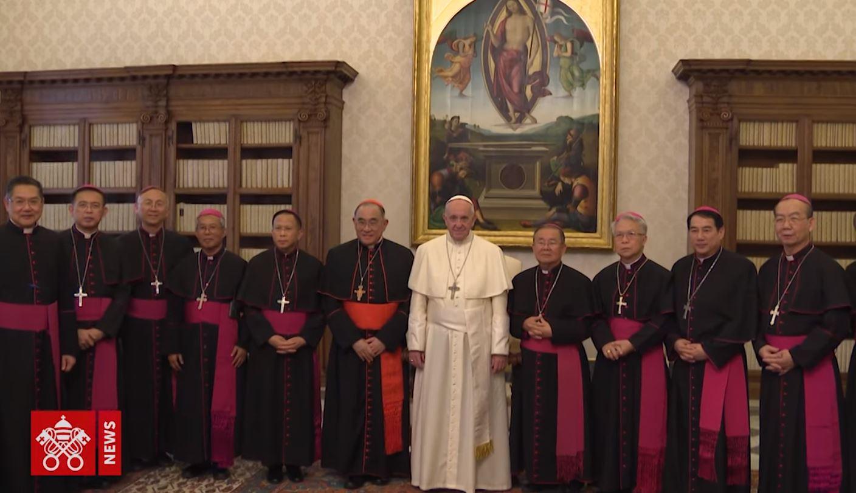 Evêques de Thaïlande © Vatican News