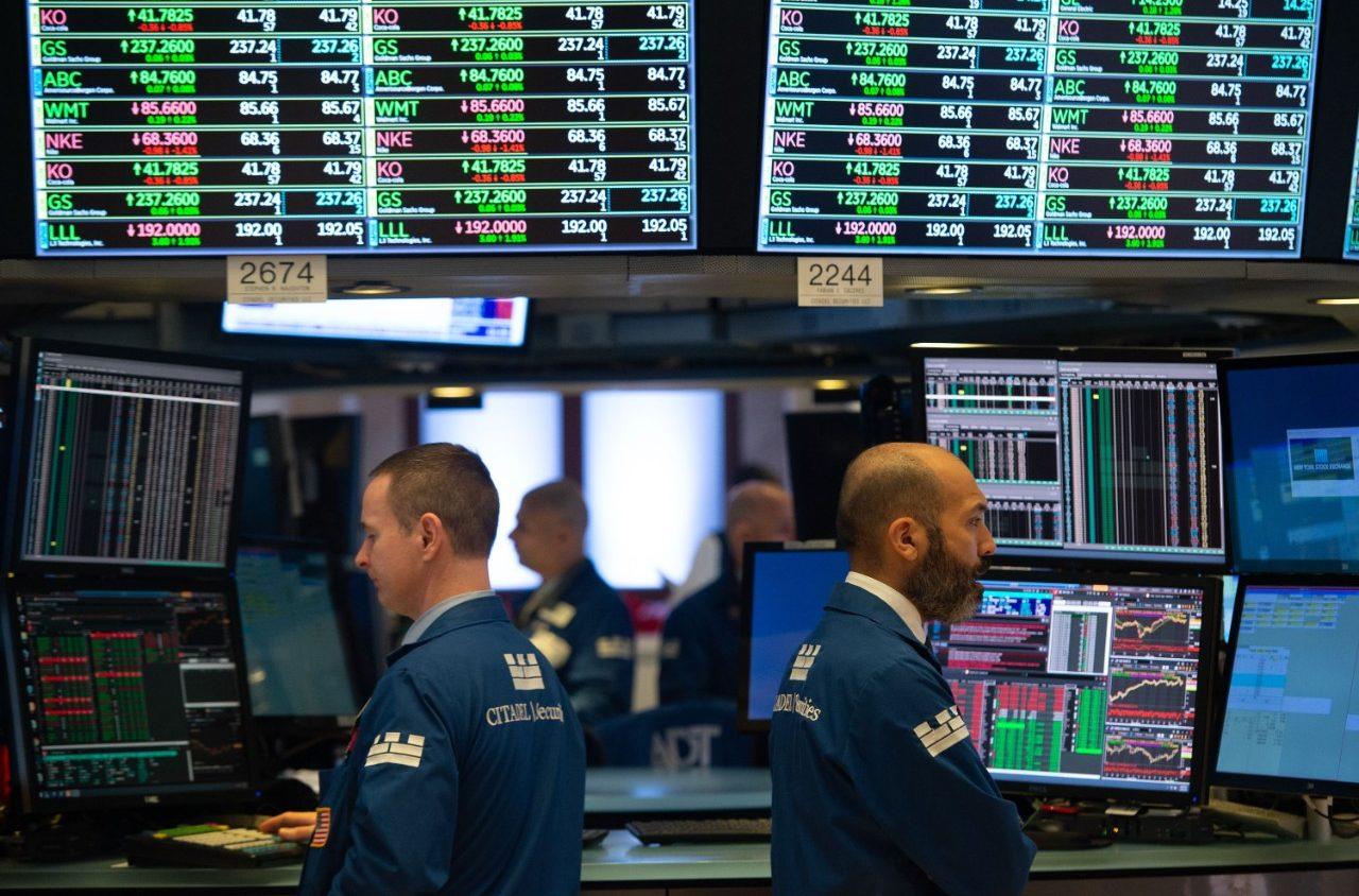 Finances, bourse © Vatican News