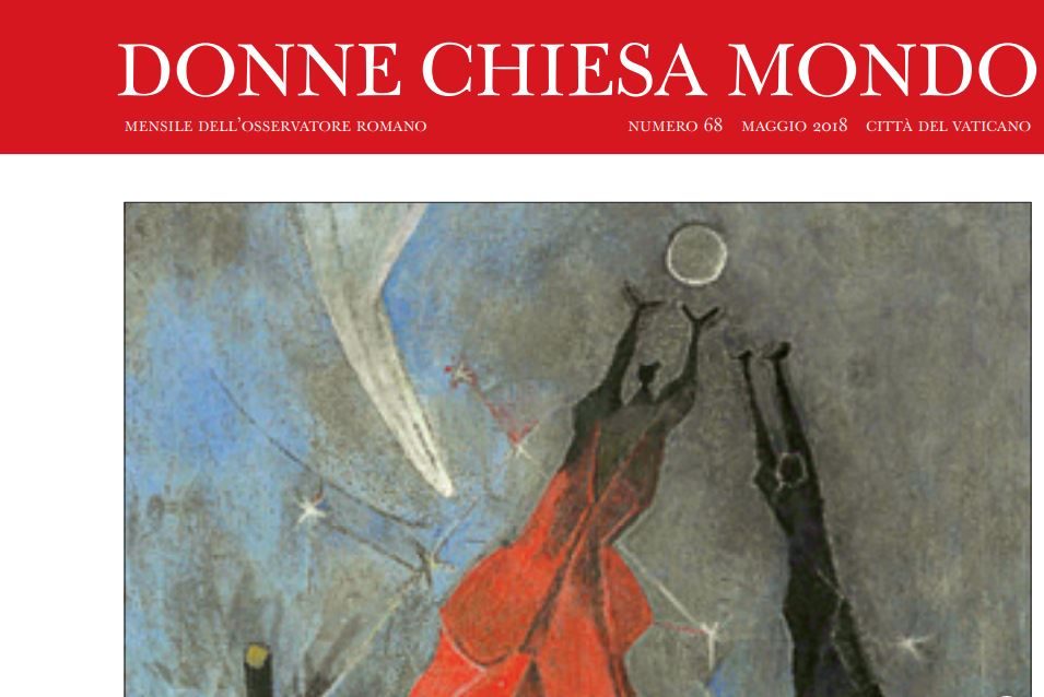 Mensuel femmes mai 2018 L'Osservatore Romano