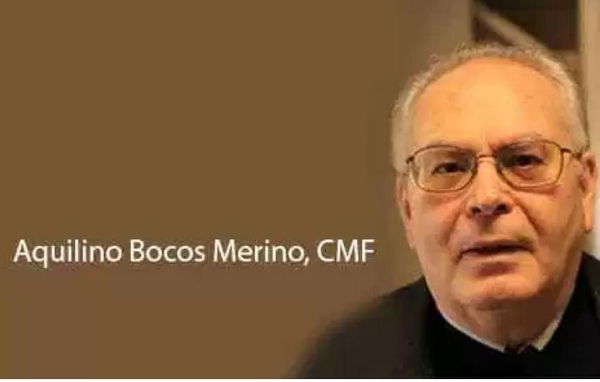 P. Aquilino Merino © claret.org