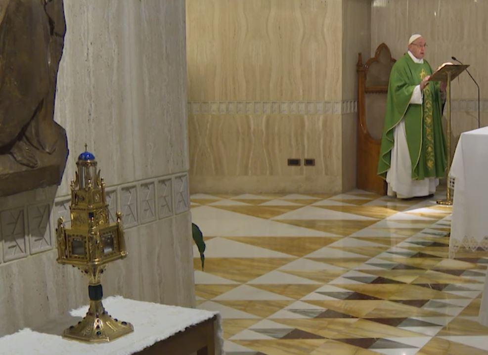 Reliquaire des larmes de ND de Syracuse © Vatican news