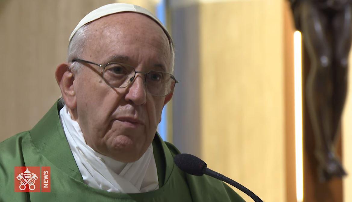 Sainte Marthe 29 mai 2018 © Vatican News
