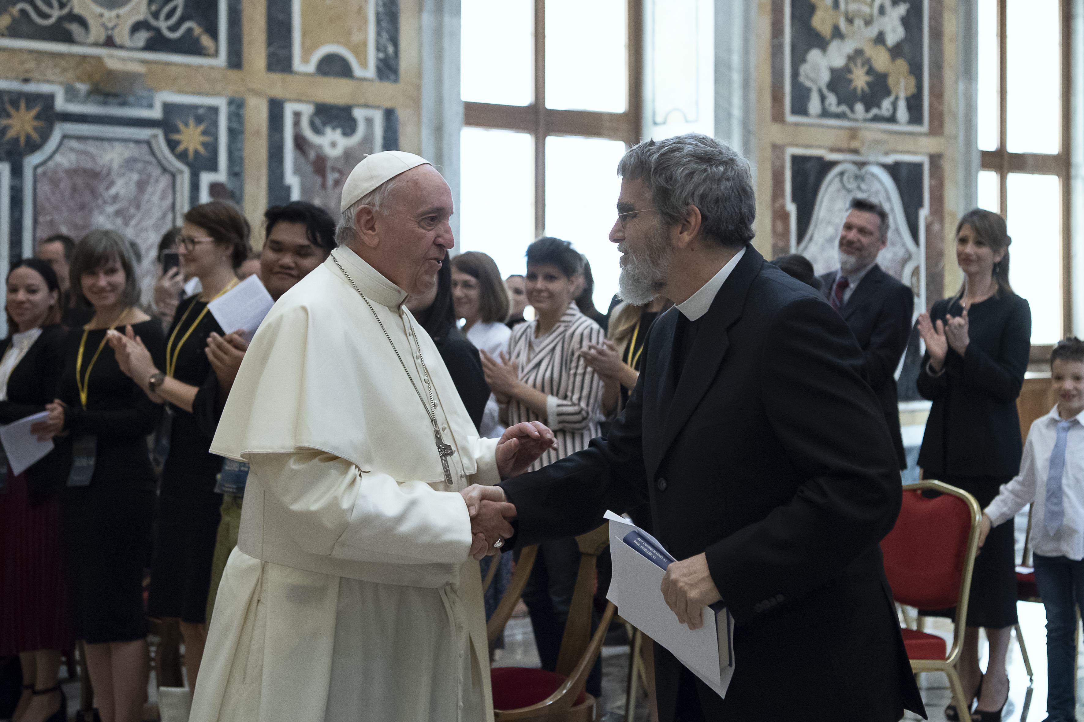 Cours d'été d'astrophysique, Observatoire du Vatican 14/6/2018 © Vatican News