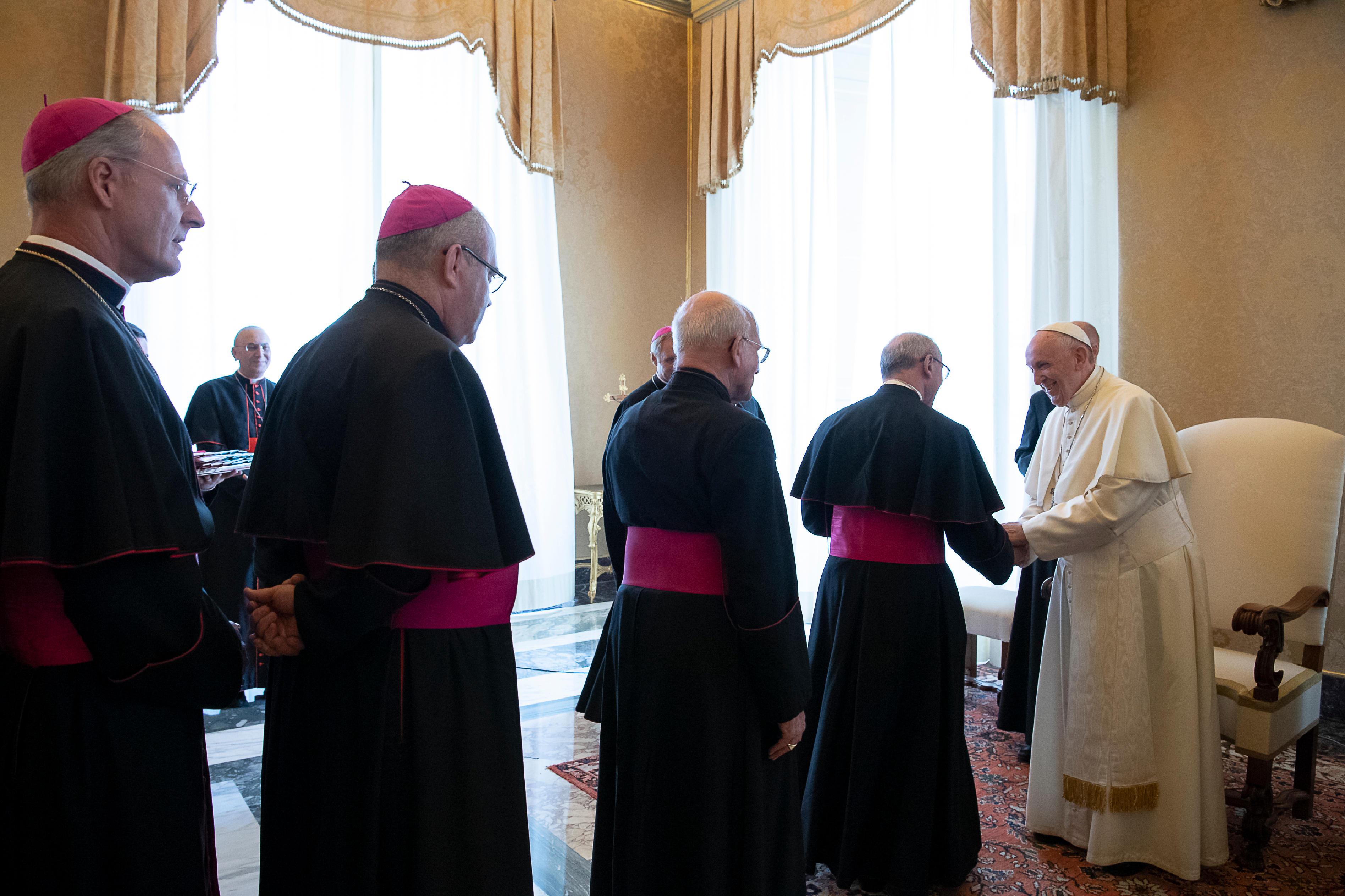 ROACO 22/6/2018 © Vatican Media