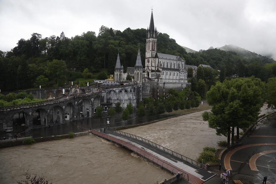 Lourdes 14 06 2018 @ Sanctuaire de Lourdes