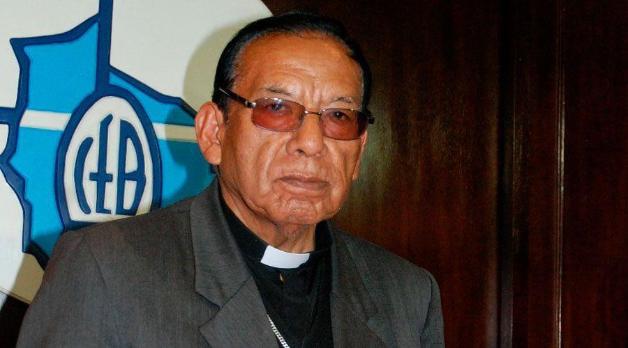 Cardinal élu Toribio Ticona @ Conferencia Episcopal de Bolivia (CEB)