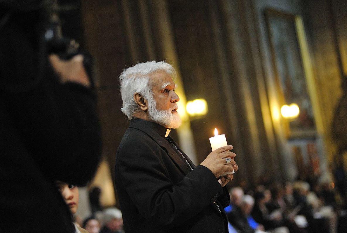 Mgr Joseph Coutts, Pakistan © Wikimedia commons / Ollivry
