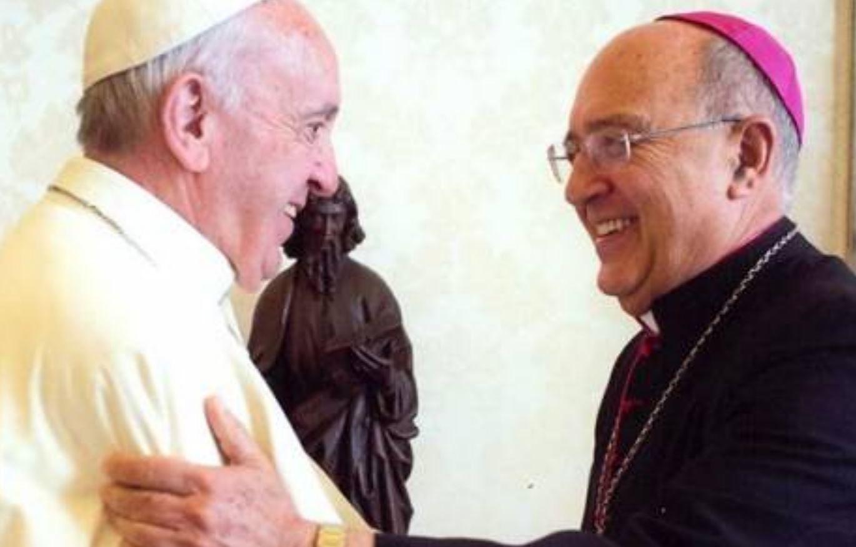Mgr Mgr Pedro Ricardo Barreto Jimeno © Vatican Media