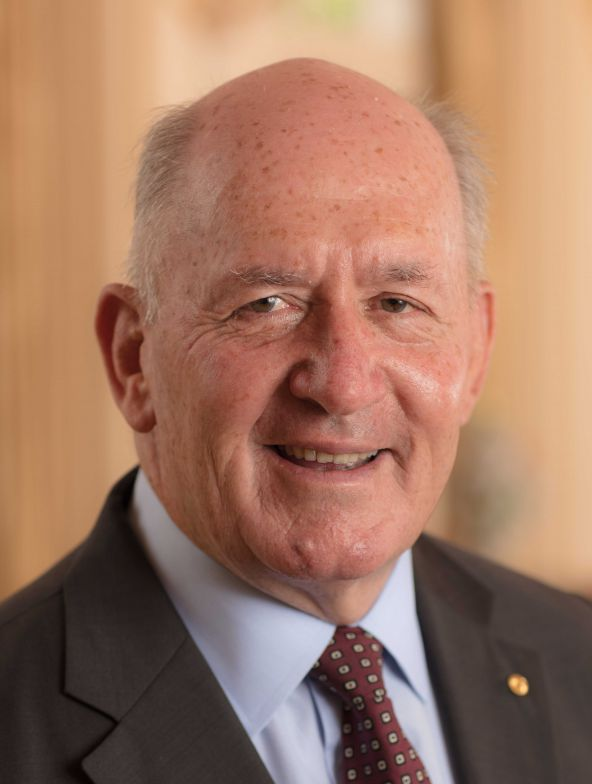 Sir Cosgrove @ Office of the Official Secretary to the Governor-General