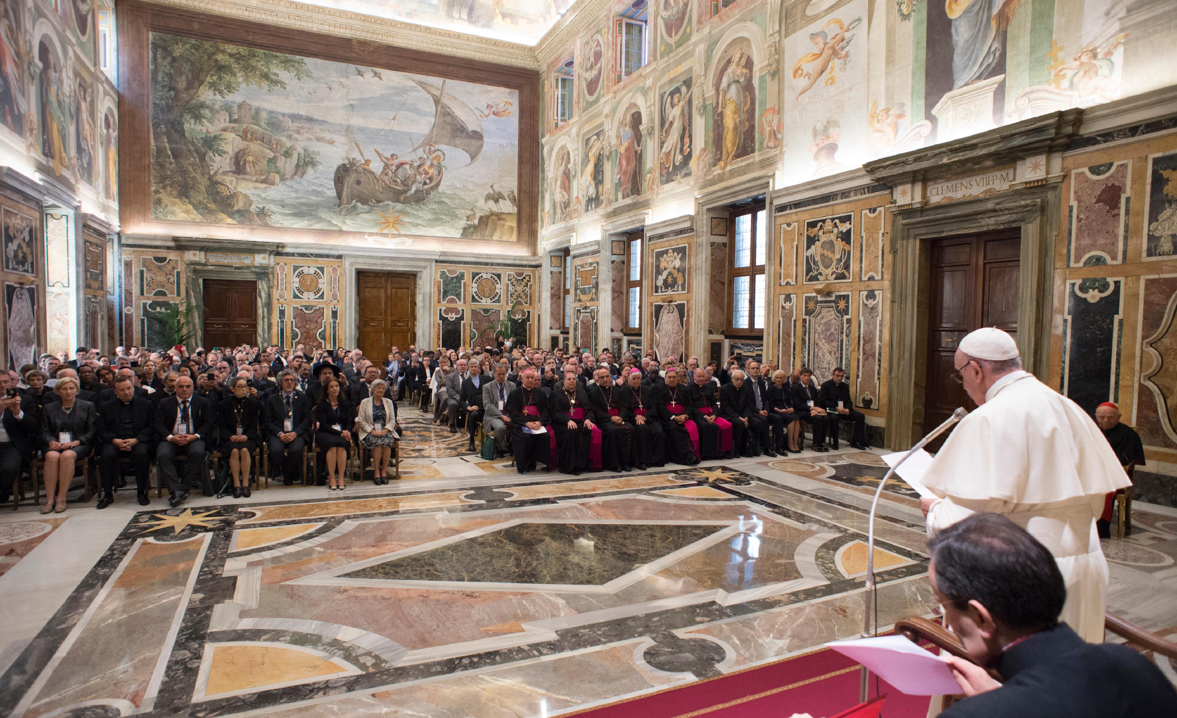 Académie pour la vie © Vatican Media