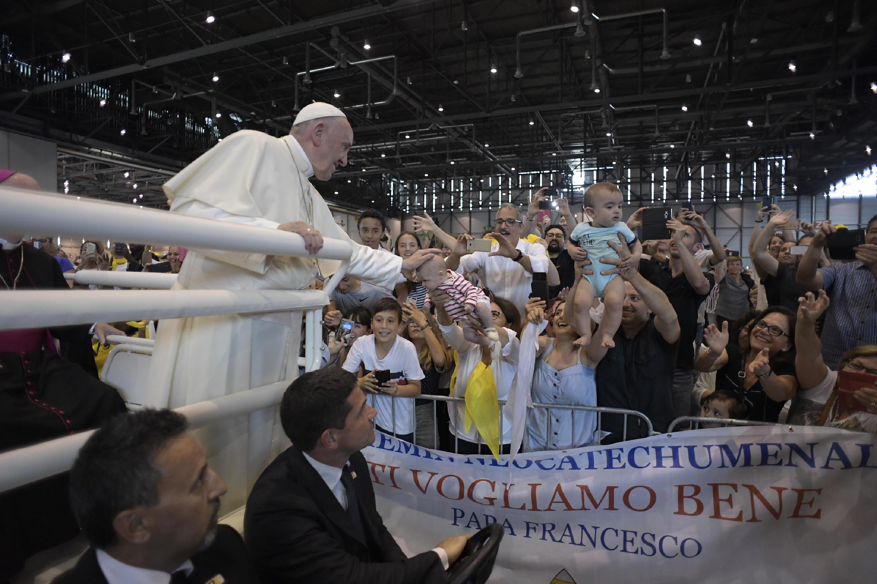 Genève 21/6/2018 © Vatican Media