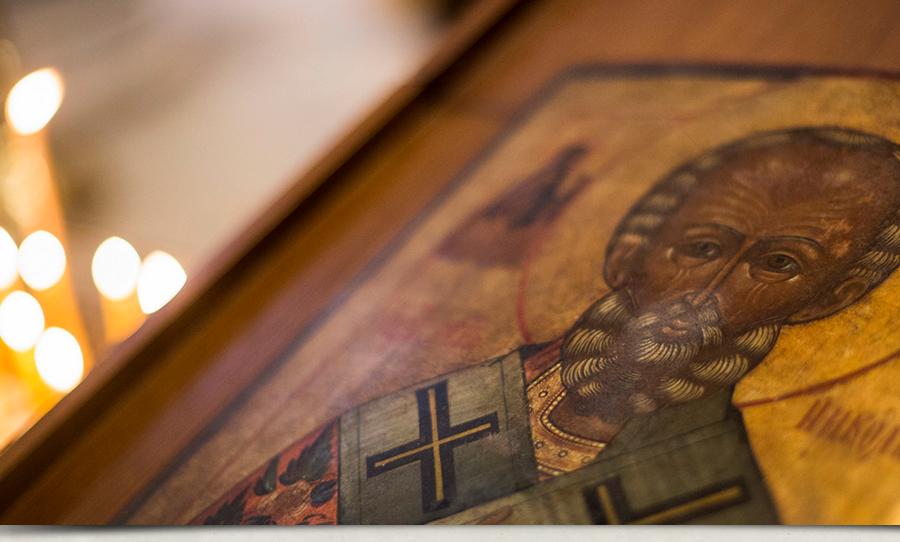 Saint Nicolas de Bari © basilicasannicola.it