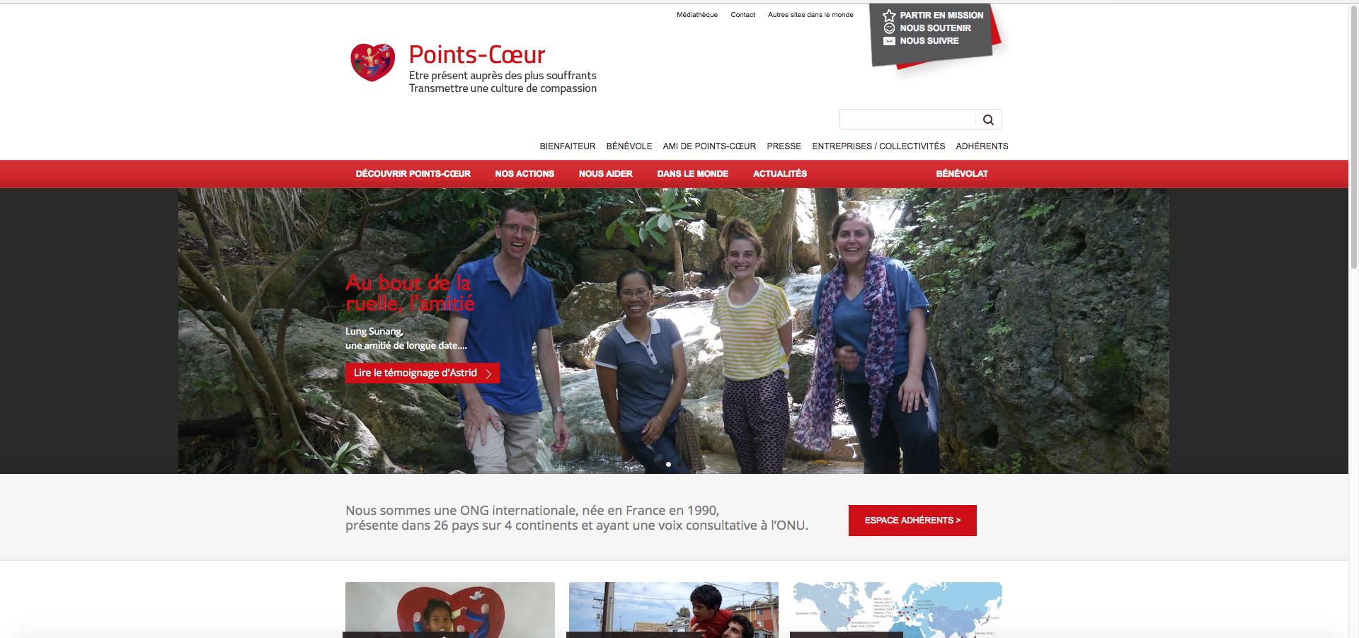 Points-Coeur, capture @ france.pointscoeur.org