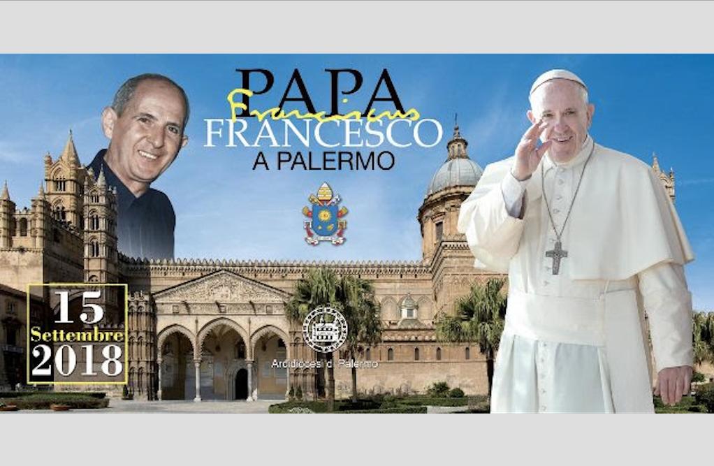 Le pape François @ Palerme
