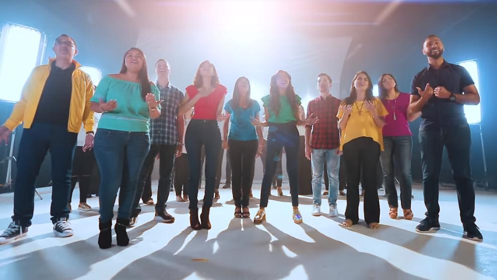 Vidéo de l'hymne officiel des JMJ de Panama