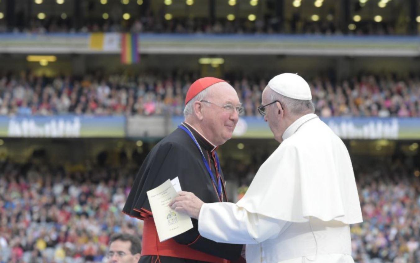 Cardinal Kevin Farrell © Vatican Media
