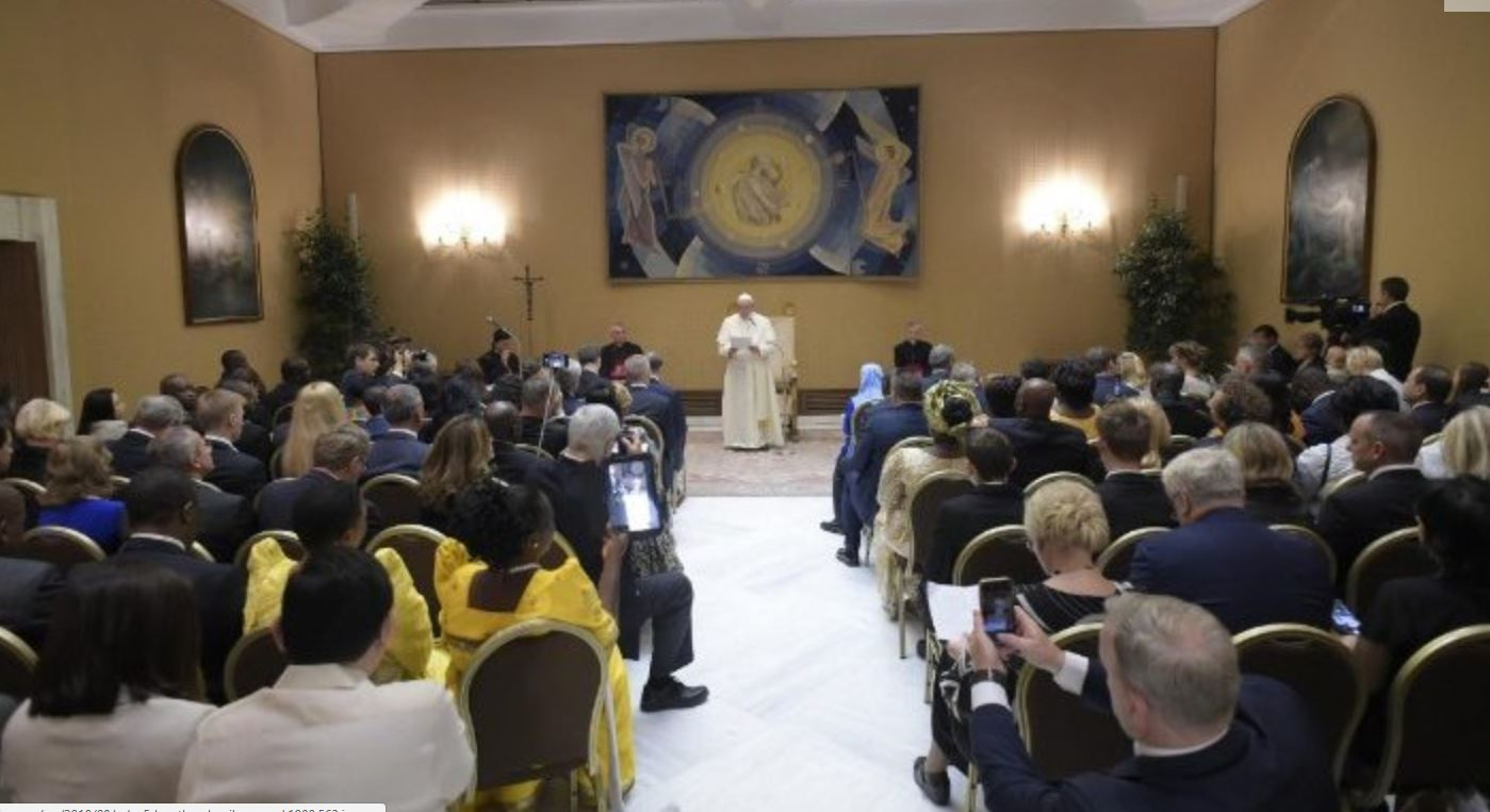 Législateurs catholiques © Vatican Media