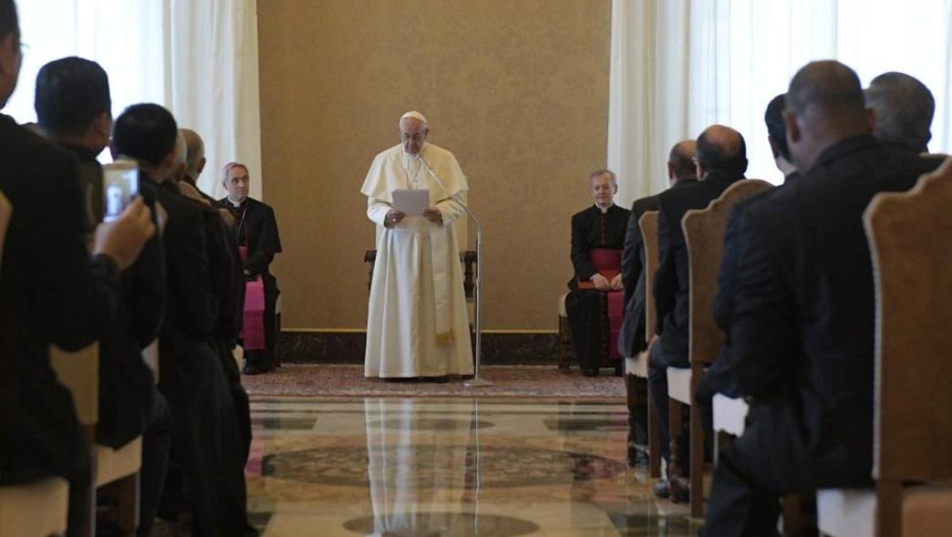 Oblats de st Joseph © Vatican Media
