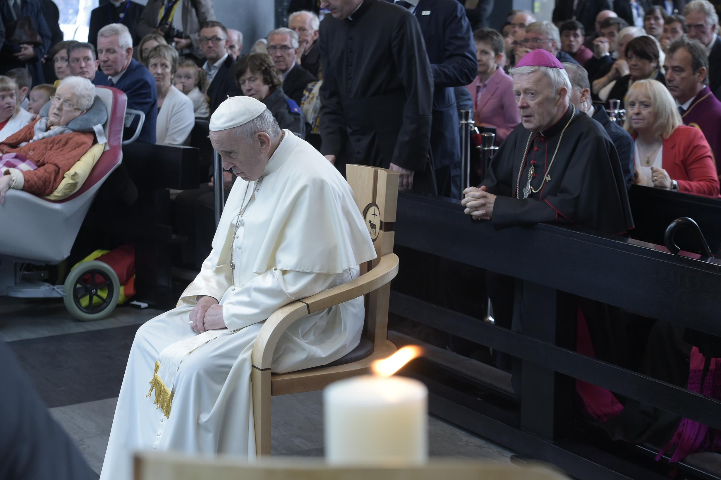 Sanctuaire de Knock, Irlande © Vatican Media