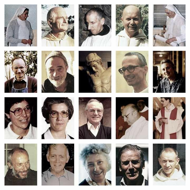 Les 19 martyrs catholiques d'Algérie @ Conférence épiscopale d'Algérie