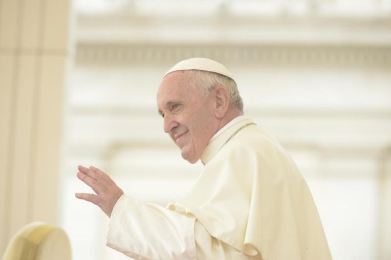 Audience générale du 18 sept. 2018 © Vatican Media