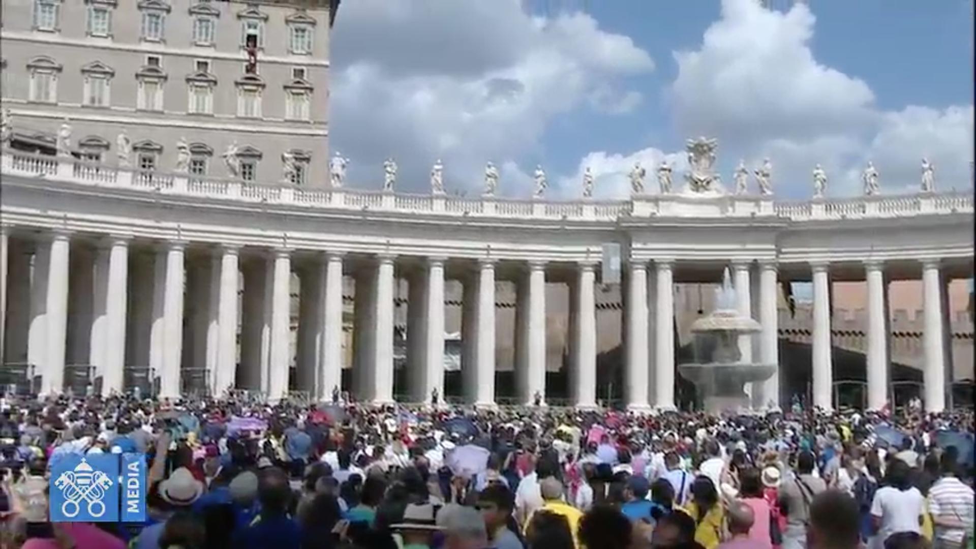 Angélus, 2 sept. 2018 @ Vatican Media