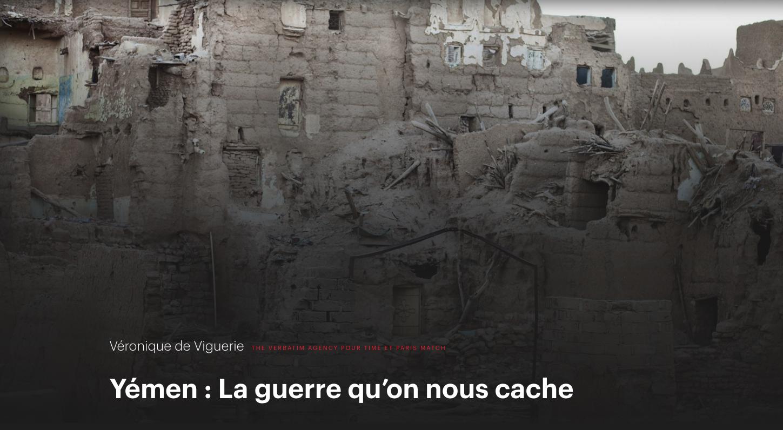 Yémen, la guerre... @ visapourlimage.com